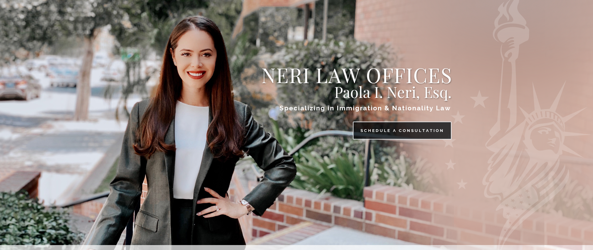 Immigration Attorney Neri Law Offices Specializing in Immigration and Nationality Law