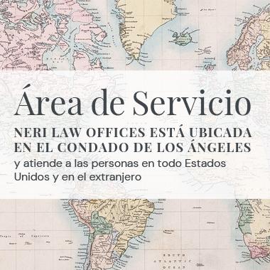 immigration attorney areas served espanol